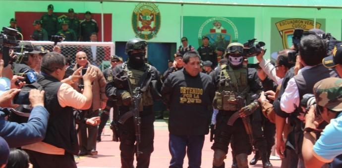 Dictan 18 meses de prisión preventiva al «Loco Darwin» de «Los Malditos de Bayóvar»