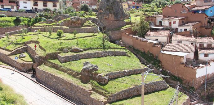 Dirección de Cultura de Cusco denunció atentado contra el patrimonio