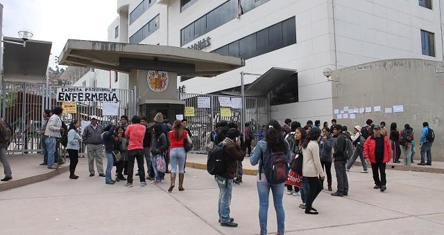 Sorpresivas respuestas de universitarios a pocos días de la elección de autoridades antonianas [video]