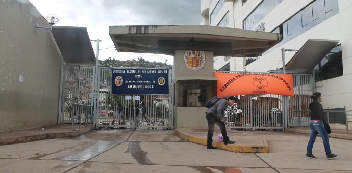 UNSAAC una de las universidades con peor capacidad de gasto a nivel nacional