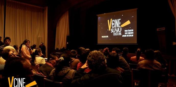 Cusco ya vive la fiesta del cine con el inicio oficial del Cine Suyu 2015