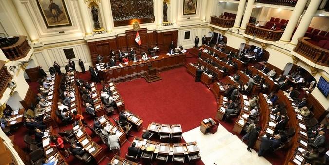 Pleno del Congreso aprobó ley que elimina inscripción de organizaciones locales