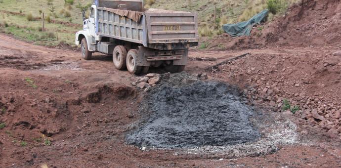 Denuncian nuevo atentado medioambiental perpetrado por Seda Cusco