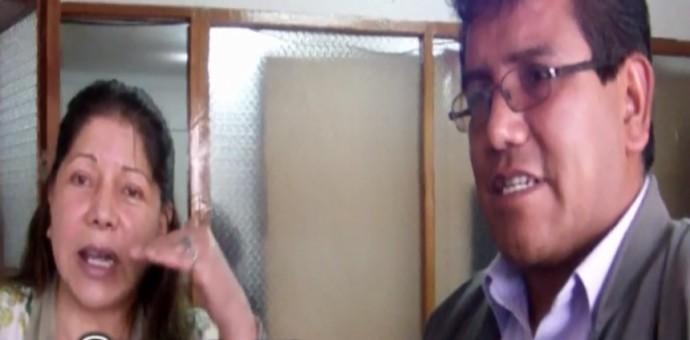 Vice Gobernadora del Cusco asegura que nunca eligió a Gorki Béjar como su asesor
