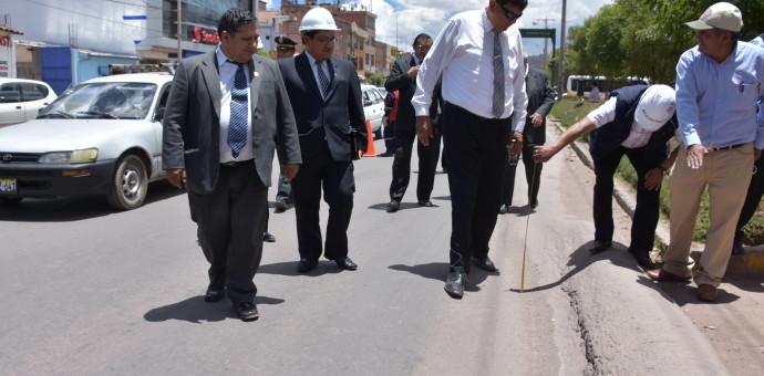 Prolongación Av. de la Cultura es un «peligro público» para el Cusco