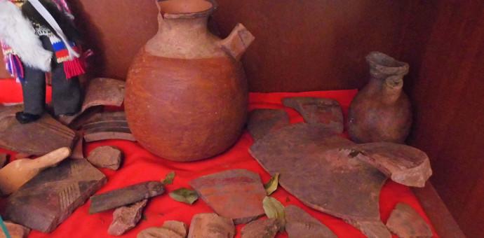 Dirección regional de Cultura recupera objetos arqueológicos en Ccorca