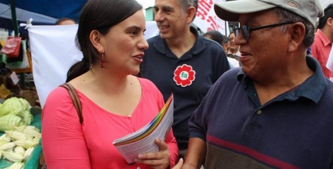 Verónika Mendoza propone equipo de élite para desarticular crimen organizado