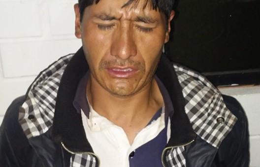 Capturan en Izcuchaca a sujeto que ultrajó a su propia hija de 10 años