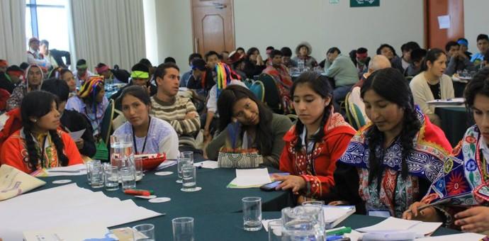 Se inauguró Primer Foro: «Pueblos Indígenas, sus Derechos y Políticas Públicas»