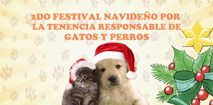 Wanchaq organiza festival navideño por la tenencia responsable de mascotas