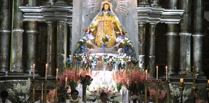 Arzobispo del Cusco presidió solemnidad de la Inmaculada Concepción