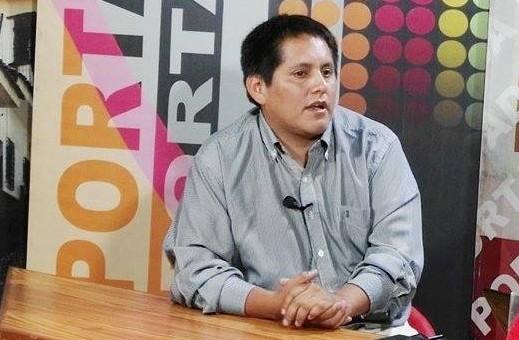 """Juan Julio García: """" Son responsables de la construcción del hotel en Saphy, quienes autorizaron el 2014″"""