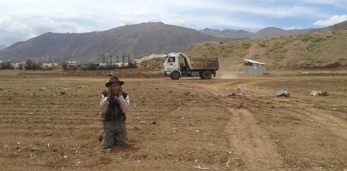 La política ficción de los gobernantes regionales ante la pobreza en Cusco