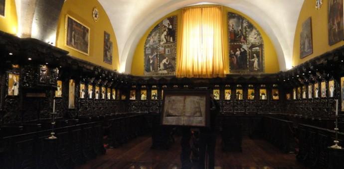 Cuatro Salas de estilo virreinal se inauguraron en el convento de Santo Domingo