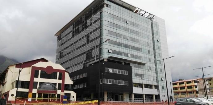 El próximo 22 de febrero se inaugura moderno pabellón en la Universidad Andina