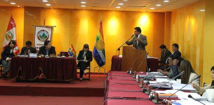 Consejo Regional aprobó licitación de saldo de obra y equipamiento del Lorena