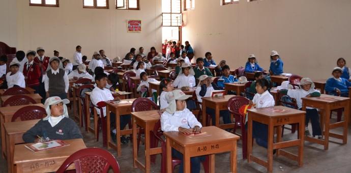 Evaluación censal regional se llevará adelante en Cusco los días 14 y 15 de Diciembre