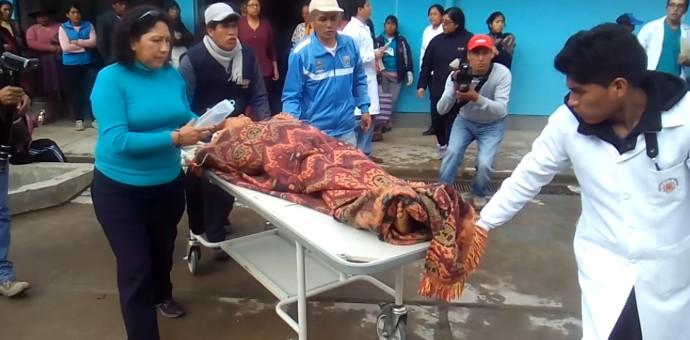 Turista filipino muere dentro de local donde realizaban sesiones de ayahuasca