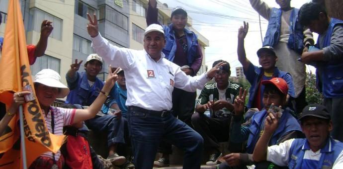 JEE Cusco incluye a Darío Mogrovejo en lista de candidatos fujimoristas al Congreso