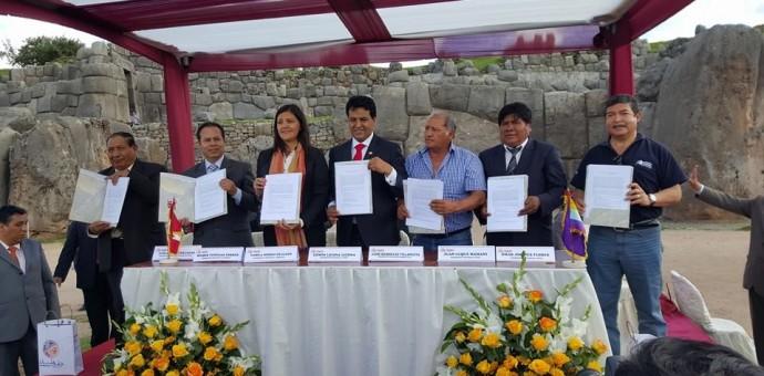 Son estos los acuerdos a los que arribaron los gobernadores regionales del sur