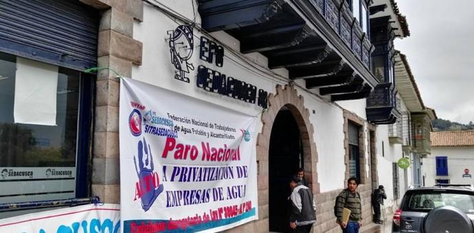 Raúl Delgado: «Mi despido de Seda Cusco es arbitrario, abusivo y alevoso»