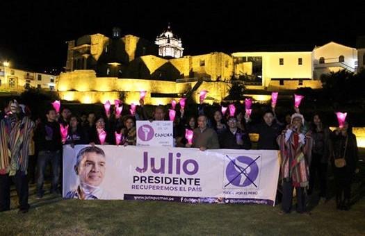 """Militantes de """"Todos por el Perú"""" en Cusco denuncian estilo fujimontesinista para sacarlos de carrera electoral"""