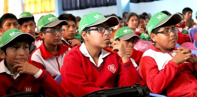 Programa de prevención del consumo de drogas protegerá a 20 mil estudiantes