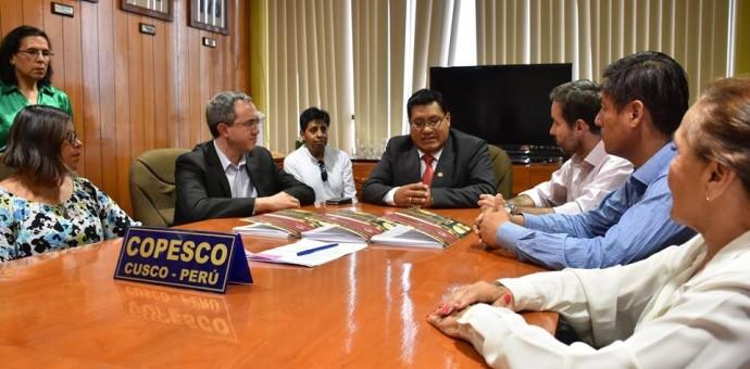 Consorcio peruano portugués elaborará expediente técnico para la Vía Expresa
