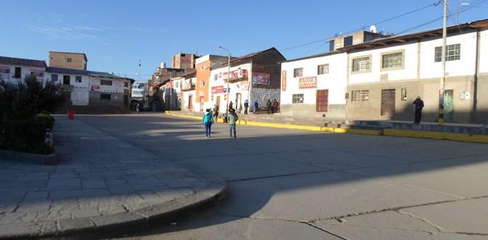 Doscientos mil soles para comprar canastas de alimentos en el Distrito de Santo Tomás