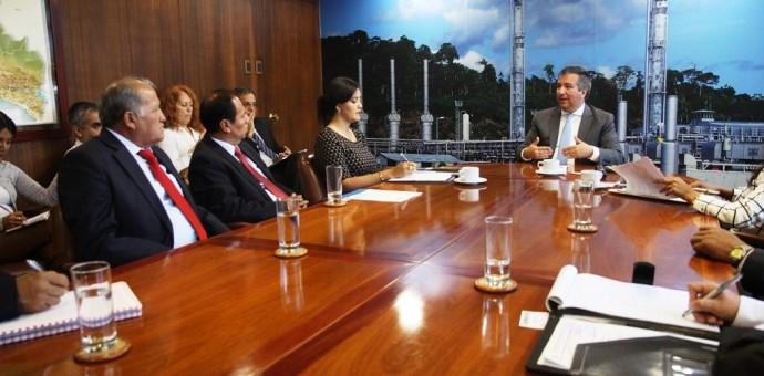 Ministerio de Energía y Minas asegura continuidad de Gasoducto Sur Peruano