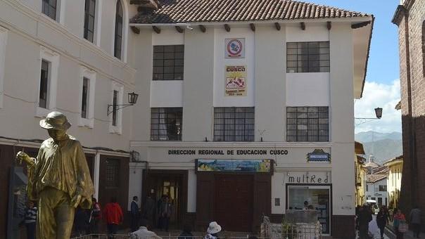 Cambian a directores de Ugel en la Región Cusco