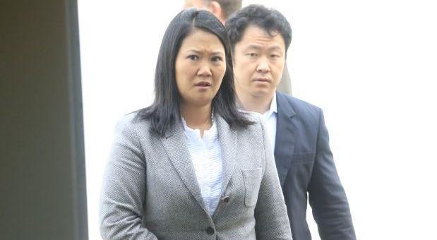 "Kenji Fujimori anuncia: ""…Si Keiko no gana la presidencia yo postularé el 2021"""
