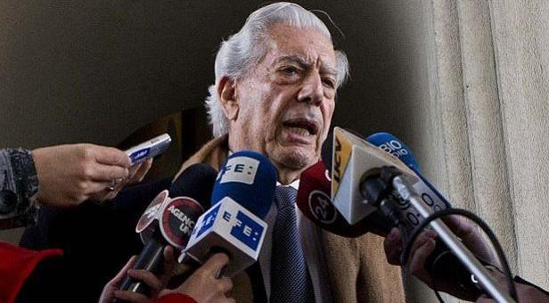 Vargas Llosa: «Si Keiko gana las elecciones, sería reivindicar la dictadura»