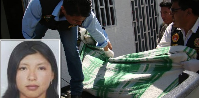 Chumbivilcas consternada por muerte de joven profesora dirigenta del Sutep