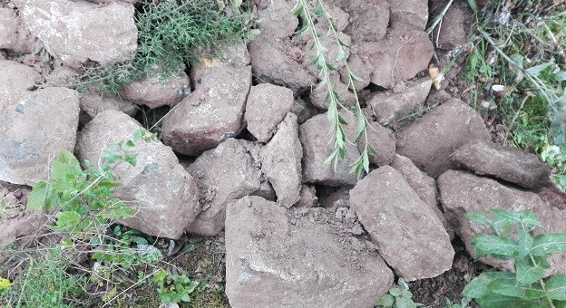 Destruyen muro inca en trabajos de construcción de trocha carrozable en Sacsayhuaman
