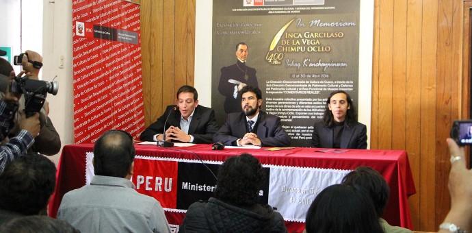 Cultura inició convocatoria del concurso de canto «Su Majestad el Huayno 2016»