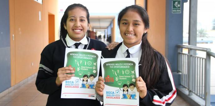 Pronabec ofrece 200 becas de inglés para escolares de 3ro y 4to de secundaria para Cusco