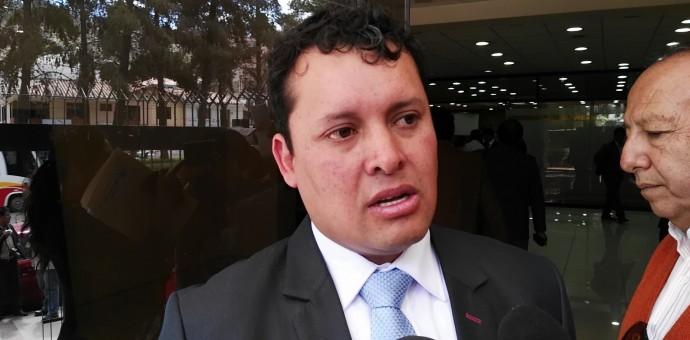Procuraduría Anticorrupción se opondrá al traslado médico de Benicio Ríos a Lima