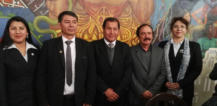 Juramentaron miembros de red comunitaria para prevenir consumo de drogas en Wanchaq