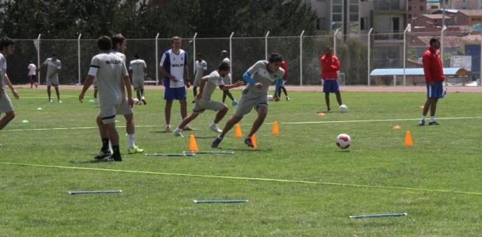 Cienciano se prepara para enfrentar en choque de altura al Sport Ancash