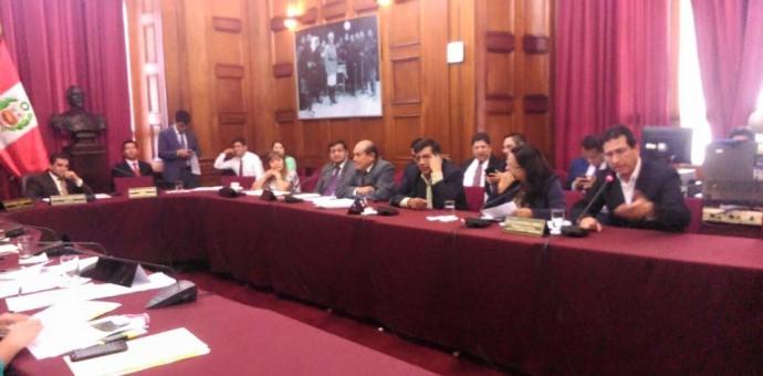 Verónika Mendoza: «En esta legislatura debe aprobarse expropiación en Vía Expresa»
