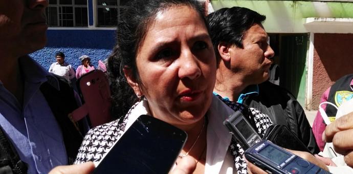 Amenazan de muerte a magistrada que juzga a congresista electo Benicio Ríos