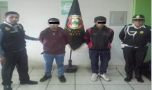 Capturan en flagrancia delictiva a dos sujetos que hurtaban autopartes en San Andrés