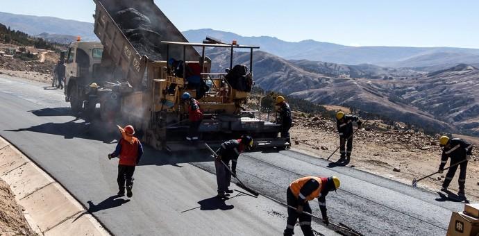 No garantizan asfaltado total de la vía a Paucartambo para las fiestas de la Virgen del Carmen