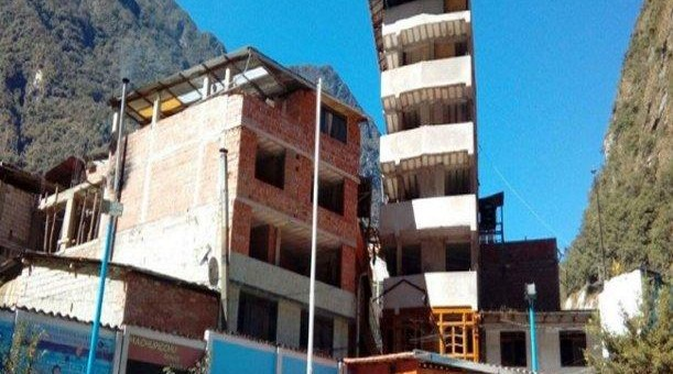 Continúa la polémica por edificio de 7 pisos en distrito de Machu Picchu – Cusco