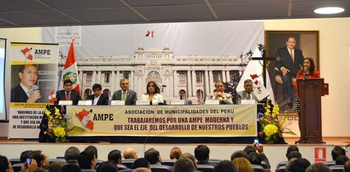Gobernadores y Alcaldes del Perú se capacitarán en temas de Comunicación Gubernamental