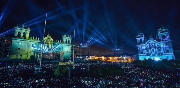 Claro saluda al Cusco en su mes Jubilar