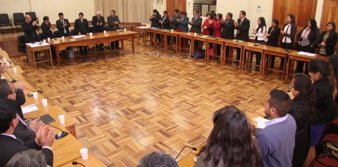 Universidad Andina del Cusco cuenta con nuevo rector y nuevos vicerrectores