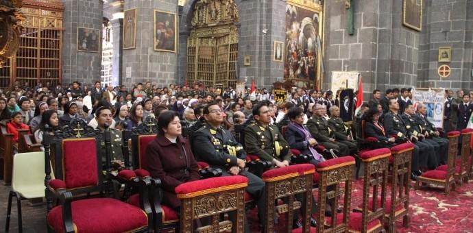 Arzobispo del Cusco presidió santa misa por la solemnidad de San Pedro y San Pablo