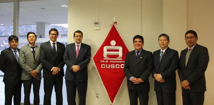 Titular de la SBS señala que visita al Cusco fue programada con todas las cajas a nivel nacional